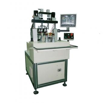 Dual-Spindle Winding Machine