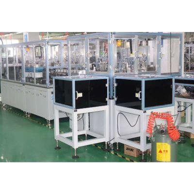 Automatic Door Lock Making Machine