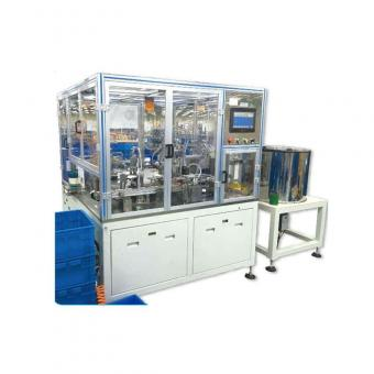 Key Lock Automatic Assembly Machine