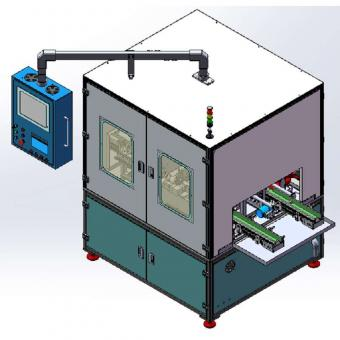 Roller Ultrasonic Testing Machine