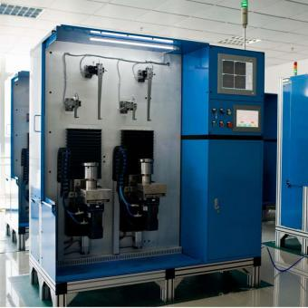 Cylinder Liner Eight Frequency Inspection System