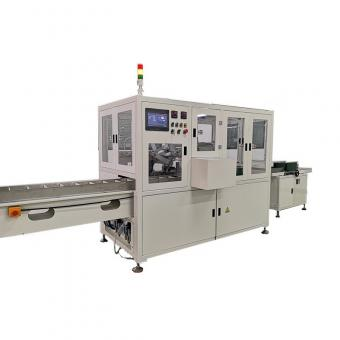 Automatic Food Box Packaging Machine