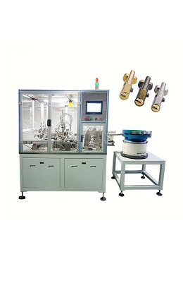 LOCK CYLINDER ASSEMBLY MACHINE